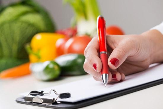 Toidupäeviku hindamine