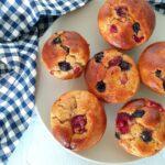 Suhkruvabad muffinid