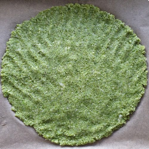 Brokoli pitsapõhi