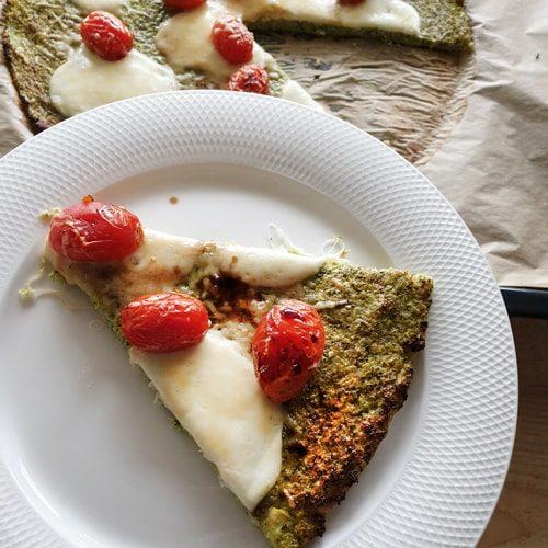 Brokoli pitsa
